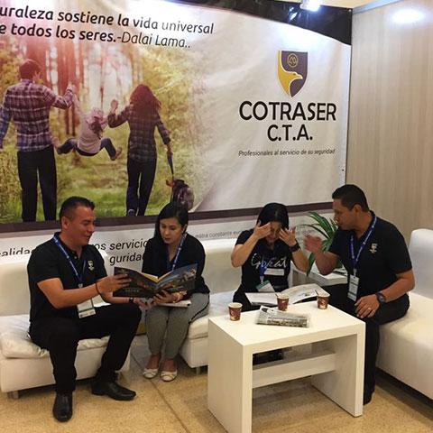 Cotraser C.T.A. presente en el Congreso Nacional de Propiedad Horizontal